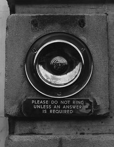 Law of Cause and Effect - Please Do Not Ring Unless An Answer Is Required, 1978 - Todd Webb