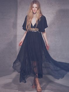 Free People Venus Dress, $450.00. For the Tavern or maybe casual Chandelev?