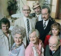 Are You Being Served cast...such a great show!!