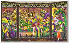 Mardi Gras Insta-View - 12 Units