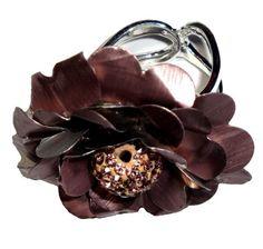Upcycled Rosa Rosegold ring   #Nespresso,#coffee