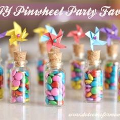 cute party favors would be very cool if during a spring/april birthday!!