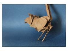 Origami jerboa by Tran Trung Hieu - YouTube