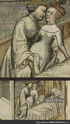 Medieval Memes I.
