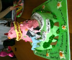 Charlie The Unicorn. Best. Cake. Ever