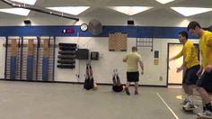 Drexel Men's Soccer Workout video