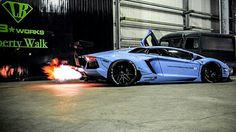 """Lamborghini Aventador """"Liberty Walk"""""""