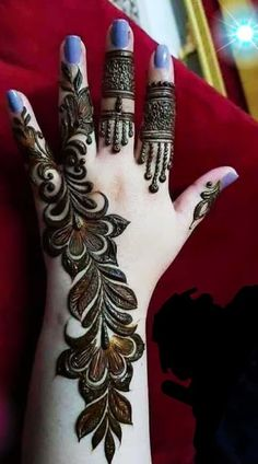 Kashee's Mehndi Designs, Rajasthani Mehndi Designs, Latest Bridal Mehndi Designs, Back Hand Mehndi Designs, Stylish Mehndi Designs, Mehndi Designs For Beginners, Mehndi Designs For Girls, Mehndi Design Photos, Mehndi Designs For Fingers