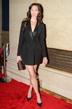 Olivia Chantecaille in Dior S13 at Delete Blook Cancer Gala 2013