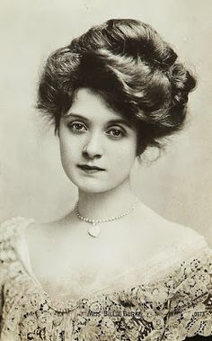 "The beautiful Billie Burke, who was so much more than ""Glenda the Good"" in her long acting career!"