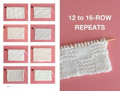 Knit Stitch Pattern E-Book For Beginning Knitters By Etsy ; strickstichmuster e-book für anfänger stricker von etsy ; e-book de modèle de point de tricot pour les tricoteurs débutants par etsy Rib Stitch Knitting, Knitting Help, Purl Stitch, Knitting Books, Easy Knitting, Knitting Stitches, Knitting Designs, Knitting Projects, Knitting Patterns