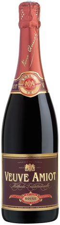 Veuve Amiot sparkling red- loved it since we visited the vineyard age about 14