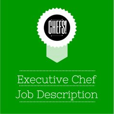 Drafting an Executive Chef Job Description got you stuck? The simply click through for some inspiration, ideas, and a sample template Chef Job Description, Product Description, Chef Jobs, Executive Chef, Free Resume, Sample Resume, Templates, Banner, Inspiration