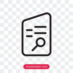 Search vector icon isolated on transparent background, Search lo - Stock , Eps Vector, Vector Icons, Background Search, Photographers Near Me, Search Icon, Logo Concept, Pictogram