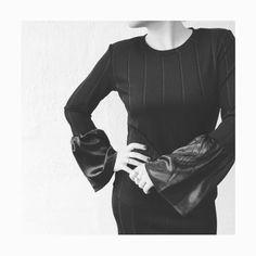 Sleeve Art 🖤 #fashionart#madebyoriental#productioncompany#productionchina#garmentproduction#newin