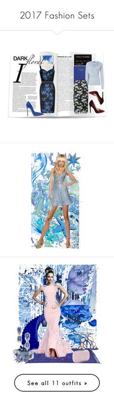 """2017 Fashion Sets"" by colonae ❤ liked on Polyvore featuring STELLA McCARTNEY, Smythson, Derek Lam, Steve Madden, Erdem, Casadei, Elie Saab, KARE, Schutz and Van Cleef & Arpels"
