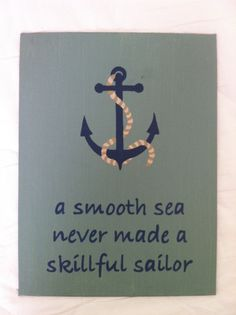 Painted Quote Canvas by SayThatInColor on Etsy, $12.00
