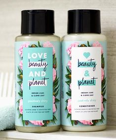 Hair Care: Love Beauty and Planet care logo The Ultimate No-Compromise Eco Lifestyle Guide Best Hair Care Products, Beauty Products, Bath N Body Works, Good Shampoo And Conditioner, Beauty Planet, Best Shampoos, Hair Vitamins, Perfume, Beauty Skin