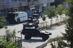 """Fuerzas de seguridad turcas continuarán las acciones para """"limpiar"""" los kurdos hasta el fin, afirmó el Presidente de Turquía, Recep Tayyip Erdogan."""