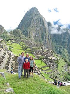 Quit Your Job and Travel the World for a Year? (via Parents.com)