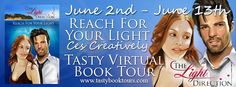 Large giveaway including $25 Amazon gift card ends 8/11  http://worthreadingit.blogspot.com/2014/06/blog-tour-reach-for-your-light-by-ces.html