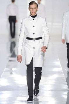 Dior Homme Fall 2013 Menswear Collection Slideshow on Style.com