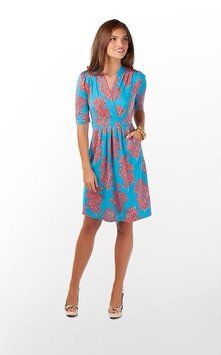 Lilly Pulitzer Bellanna Siesta Dress $119