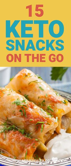 You can cook a keto breakfast and keto dinner at home, you can even take to work a Keto lunch. But what about all those times when you have to eat on the go? You'll find here my favorite Keto snacks, some of them are savory, others are sweet (still low carb and no sugar!).