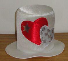 Hilos de Aralena  Hacer Sombreros para cotillón tipo galera Cotillon Para  15 Años 8d99c0fb387