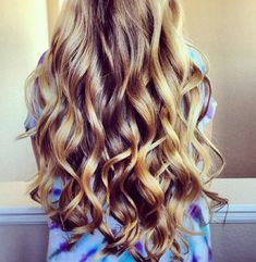 Victoria Secret Curls