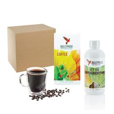 Bulletproof Coffee Starter Kit - XCT™ Edition