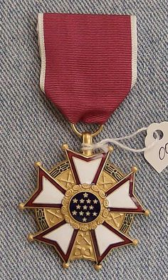 Legion of Merit Medal - Legionnaire  - USA