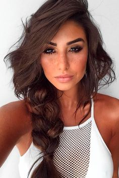 Fresh Spring Hairstyles to Bring a Little Change in Your Life ★ See more: http://lovehairstyles.com/fresh-spring-hairstyles-bring-change/