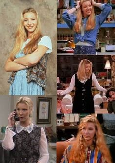 Love the outfit in top right corner. I also love that episode! It's The One With the Fake Monica ;)