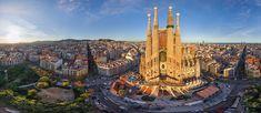 Viaje a Barcelona 4. El sábado por la mañana queremos ver la Sagrada Familia.