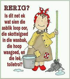 Alle mammas hier n Afrikaanse Quotes, Goeie More, Twisted Humor, Lol, Comics, Funny, Divas, Applique, Diy Crafts