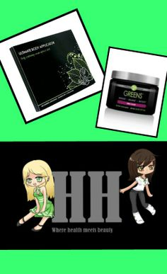 Enter to #win an It Works! Ultimate Body Applicator + 5ml of Defining Gel + 5ml of Greens drink mix + 5ml Greens Facial!!! #HiddenHealth #Giveaways
