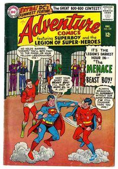 Adventure Comics Covers # ___________ CLXXV ____________