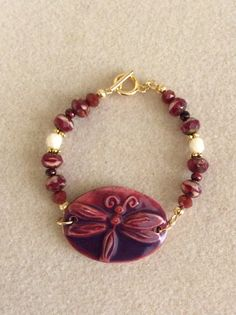 Crimson Wings by Finales on Etsy