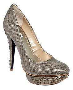 RACHEL Rachel Roy Shoes, Kalyssa Platform Pumps - Pumps - Shoes - Macy's
