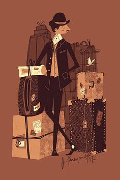 luggage#Repin By:Pinterest++ for iPad#