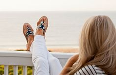 Shop for Jack Rogers Women's Shoes at Dillard's. Visit Dillard's to find clothing, accessories, shoes, cosmetics & more. The Style of Your Life. Preppy Style, Style Me, Beach Please, Summer Outfits, Cute Outfits, Jean Outfits, Jack White, A Perfect Day, Chic