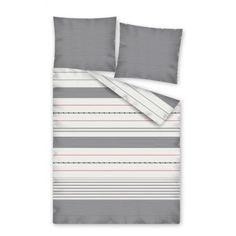 Sivé posteľné obliečky so vzorom pruhov - domtextilu. Tie Clip, Fashion, Moda, Fashion Styles, Fashion Illustrations, Tie Pin
