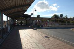 Kungsängens station, januari 2011