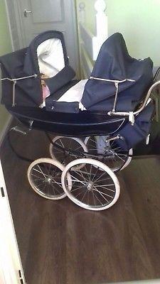 Vintage Pram, Prams And Pushchairs, Baby Buggy, Dolls Prams, Childhood Memories, 1960s, Baby Strollers, Twins, Babies