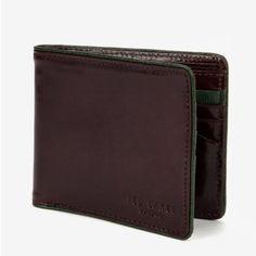 THEBUD二つ折財布&カードケース チョコレート テッドベーカー  TED BAKER オンライン通販【テッドベーカースタイル】