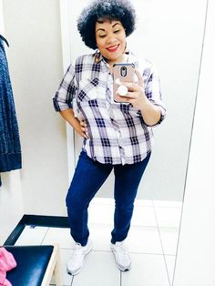 "JcPenney is having a big sale on women's clothing! This a.n.a. plaid shirt is marked down to $19.99 from the regular price of $47! Click the pin image to read ""The Weekend: Girls' Day Out"" #womensfashion #holidaysales Girl Day, Pin Image, Family Life, Women's Accessories, Latest Trends, Winter Fashion, Women's Clothing, Plaid, Style Inspiration"