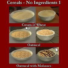 Mod The Sims - Custom Food Cereals-No Ingredients 1