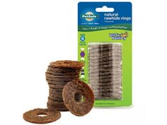 Shop for Busy Buddy® Natural Rawhide Rings by PetSafe - GRP-BB-RING