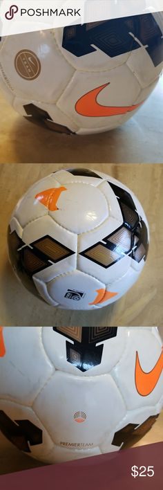Nike Premier Team soccer ball Some scuffs from use. Nike Accessories